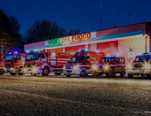 Robecchetto con Induno: furgone dato alle fiamme nella notte